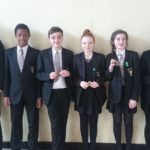 Year 10 Back Crawl Winners