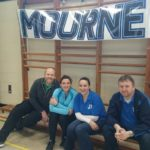 Mr Weir (Antrim), Mrs Quinn, Mrs Farrell & Mr Irwin (Mourne)