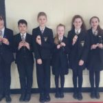 Year 8 Front Crawl Winners
