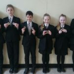 Year 8 Back Crawl Winners