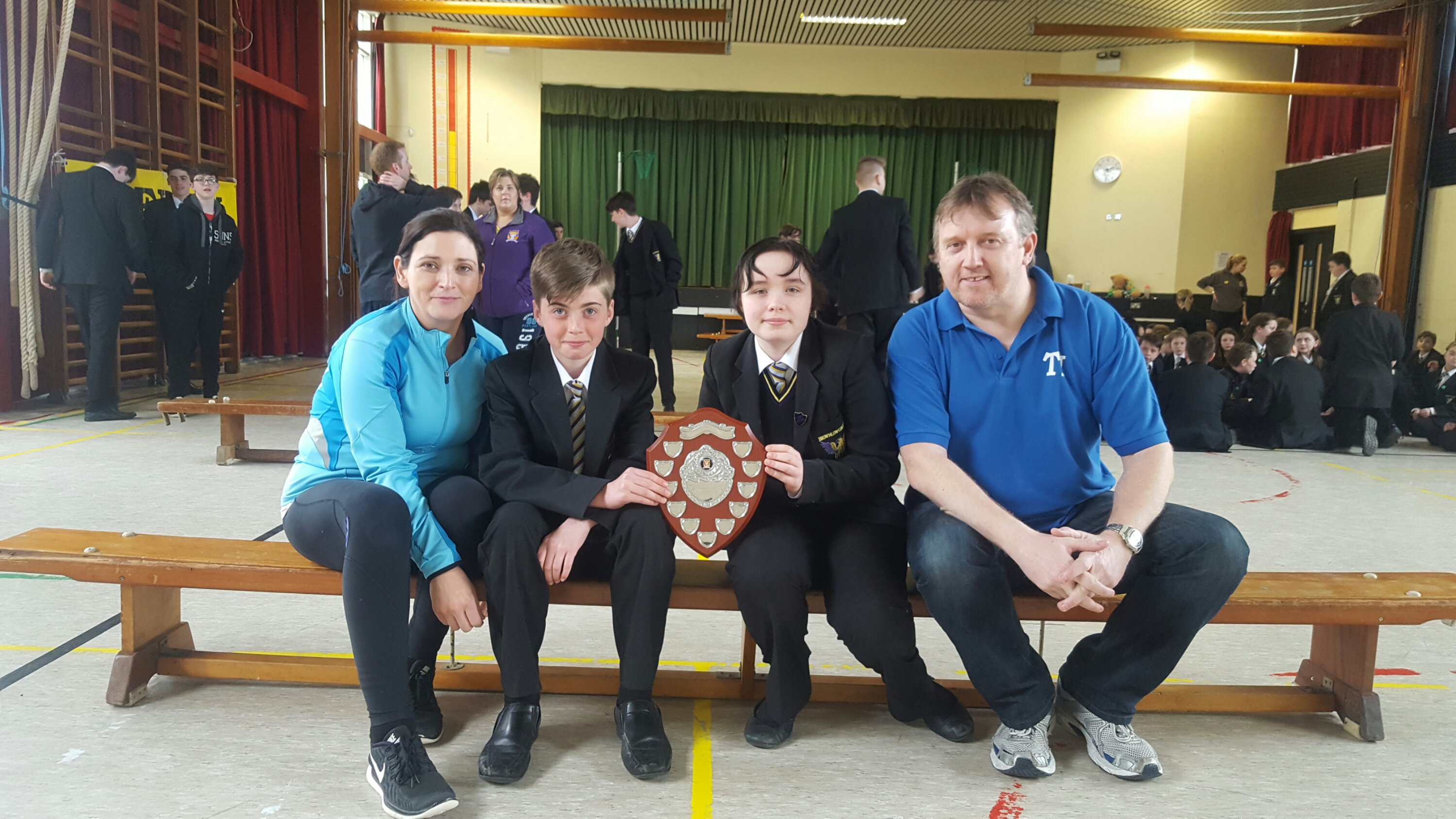 Mourne Win Swimming Gala Brownlow Integrated College