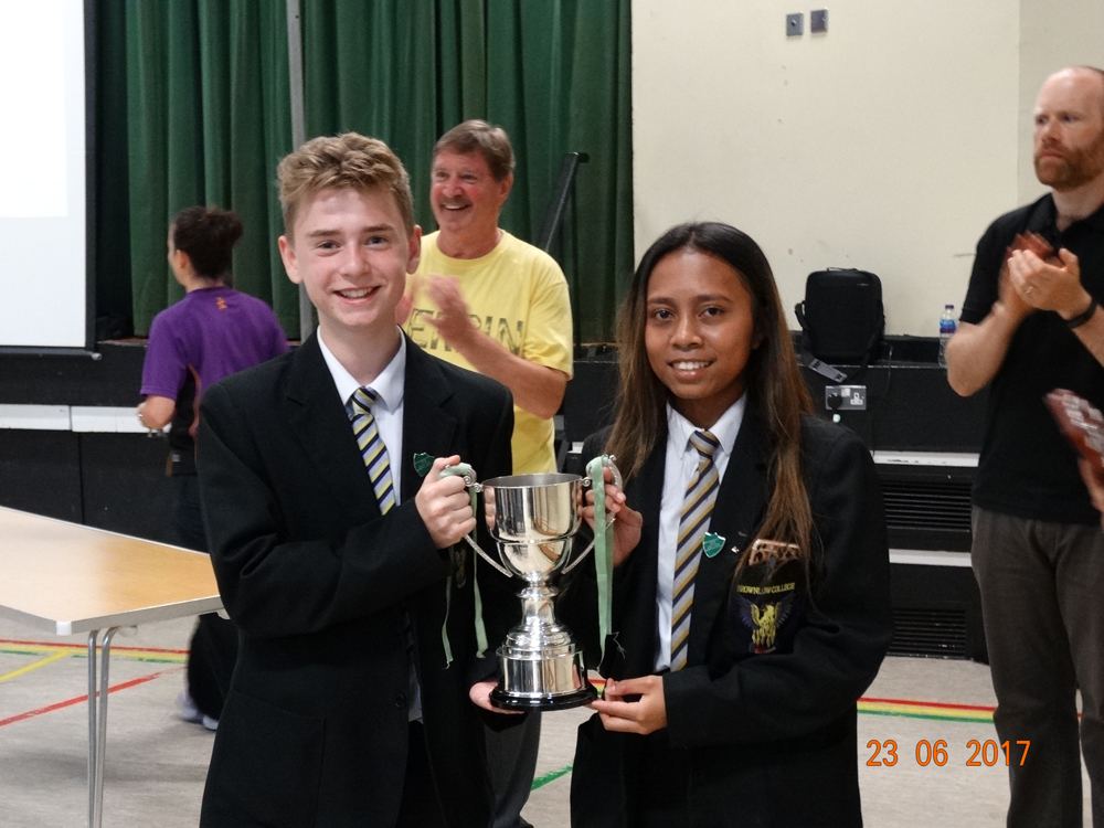 z antrim house captains house competition winners